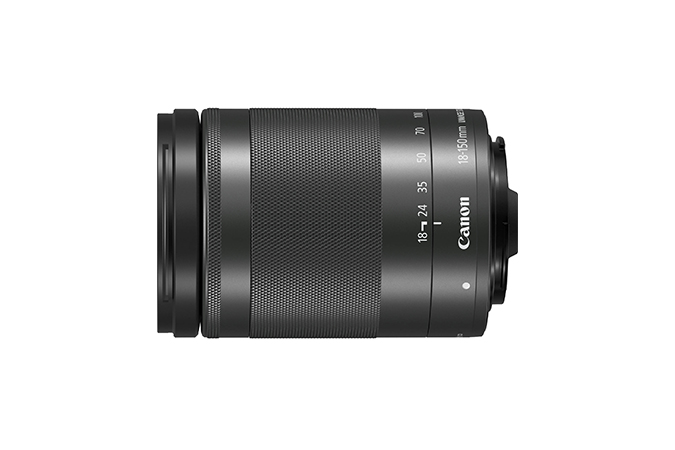 EF-M 18-150mm f/3.5-6.3 IS STM view 2
