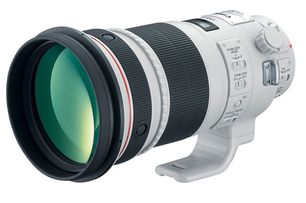 EF 300mm f/2.8L IS USM | Telefoto view 1