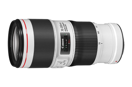 EF 70-200mm f/4L IS II USM | Telefoto Zoom
