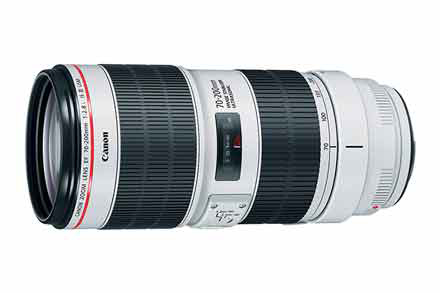 EF 70-200mm f/2.8L IS III USM | Telefoto Zoom