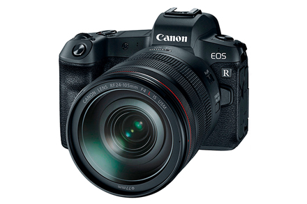 EOS R RF 24-105mm f/4L IS USM