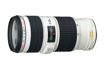EF 70-200mm f/4L IS USM | Telefoto Zoom