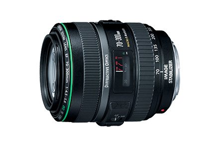 EF 70-300mm f/4.5-5.6 DO IS USM | Telefoto Zoom