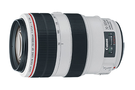 EF 70-300mm f/4-5.6L IS USM | Telefoto Zoom