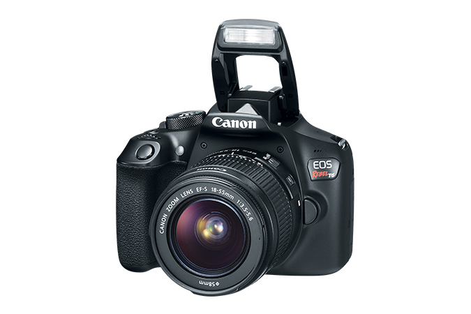 EOS Rebel T6 Premium Kit view 3