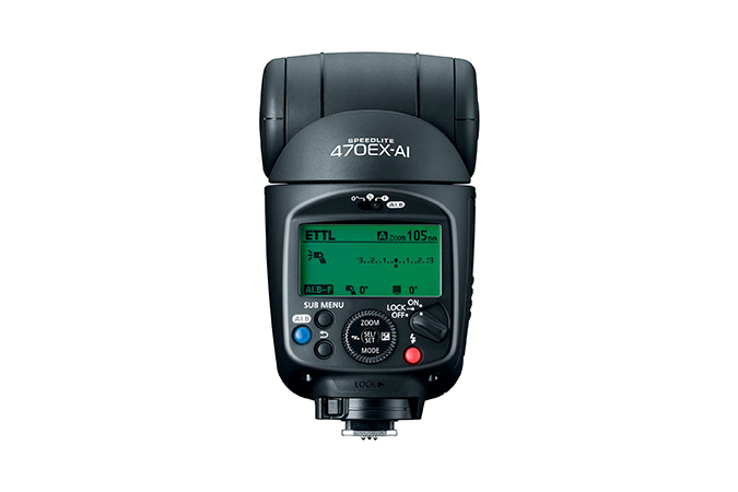 Speedlite 470 EX-AI view 6