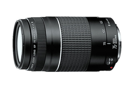 EF 75-300mm f/4-5.6 III | Telefoto Zoom