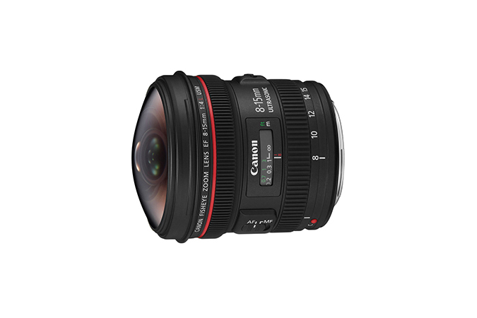 EF 8-15mm f/4L Fisheye USM | Ultra Gran Angular view 1