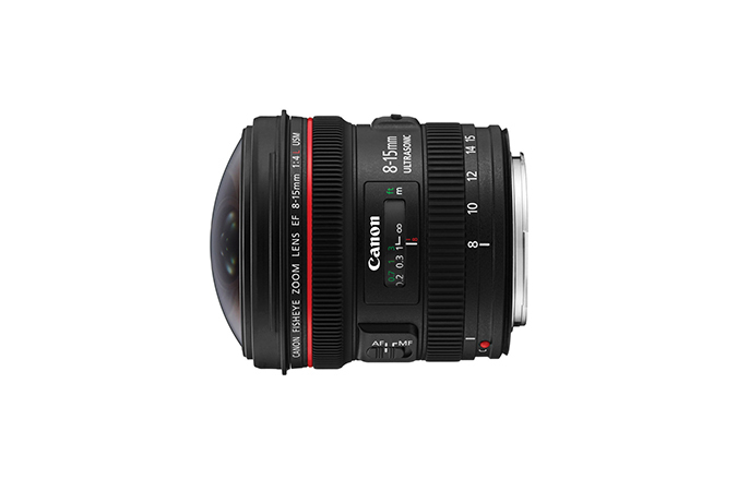 EF 8-15mm f/4L Fisheye USM | Ultra Gran Angular view 2