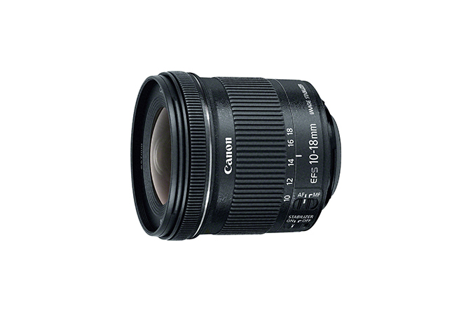 EF-S 10-18mm f/4.5-5.6 IS STM | Ultra Gran Angular