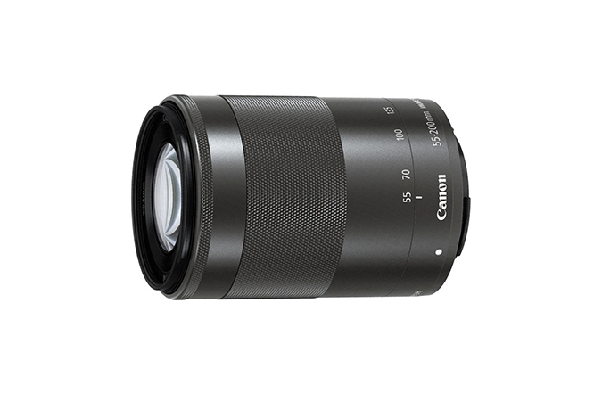 EF-M 55-200mm f/4.5-6.3 IS STM view 1