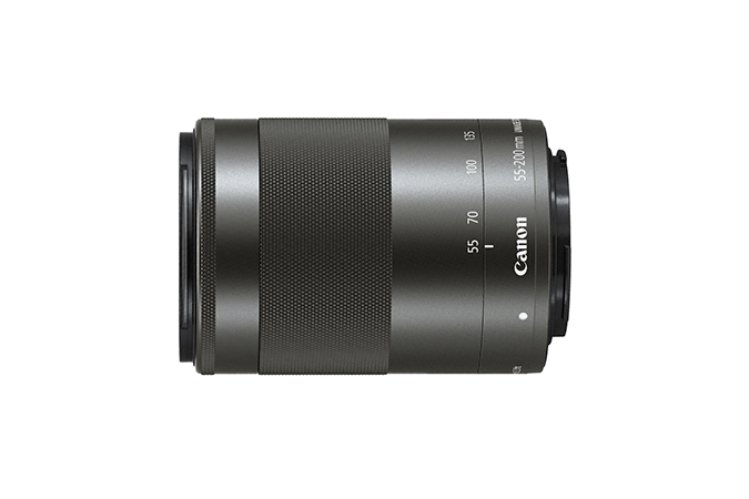 EF-M 55-200mm f/4.5-6.3 IS STM view 2