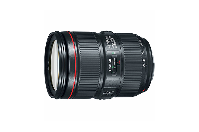 EF 24-105mm f/4L IS II USM view 1