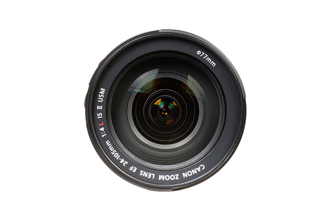 EF 24-105mm f/4L IS II USM view 3
