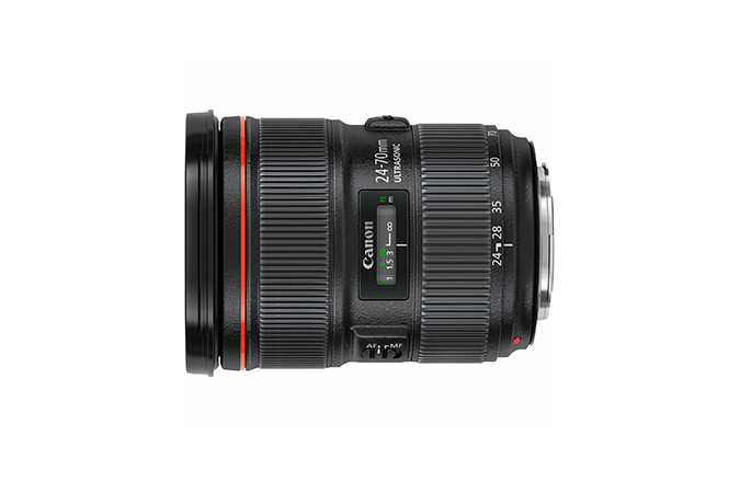 EF 24-70mm f/2.8 L II USM | Estándar Zoom view 2