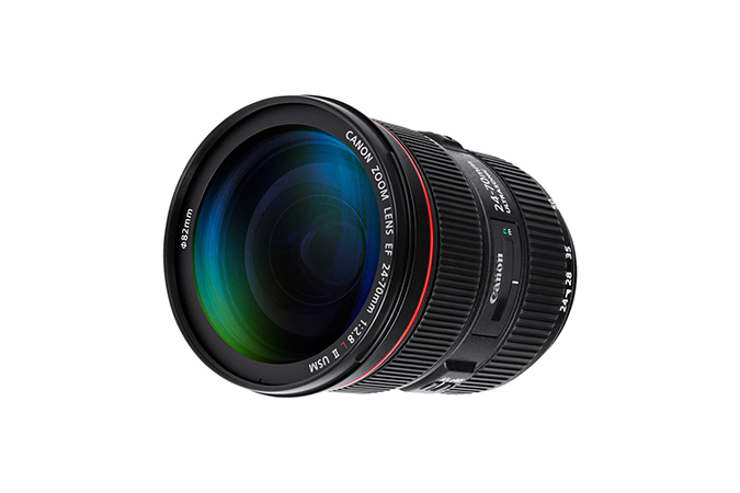EF 24-70mm f/2.8 L II USM | Estándar Zoom view 3