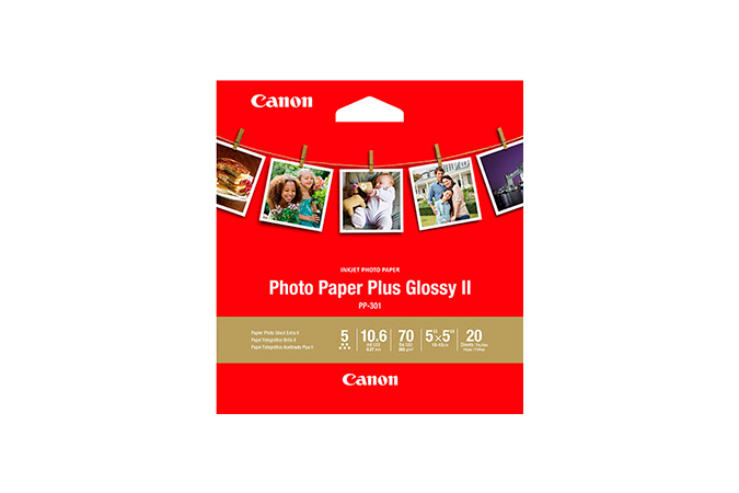 Papel Fotográfico Plus Glossy II PP-301 5